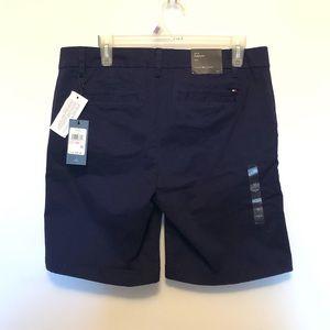 NWT Tommy Hilfiger navy Hollywood shorts.  A104